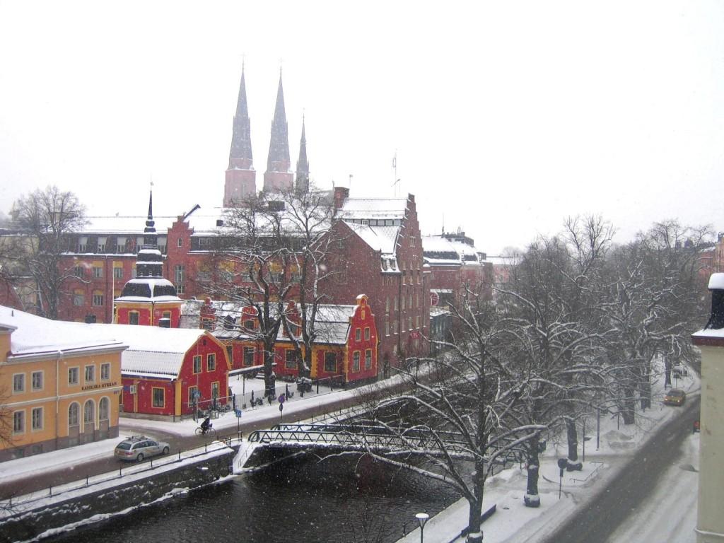 Uppsala_-_View_of_river_and_Västgöta_nation
